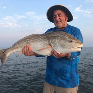How To Catch Redfish And Speckled Trout – Before And After The Fall Transition