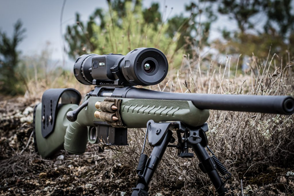 thermal imaging for hunting