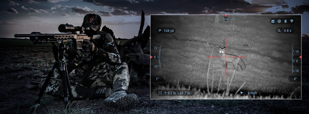 thermal imaging for hunting picture