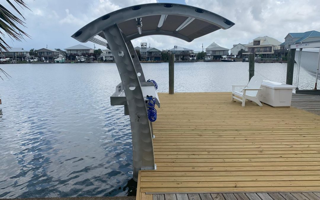 The Benefits of a Dock Overhang Fillet Table