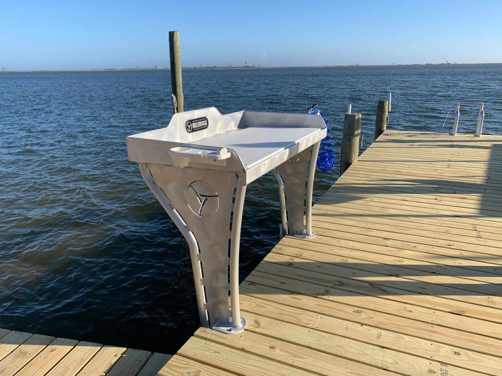 dock fillet table