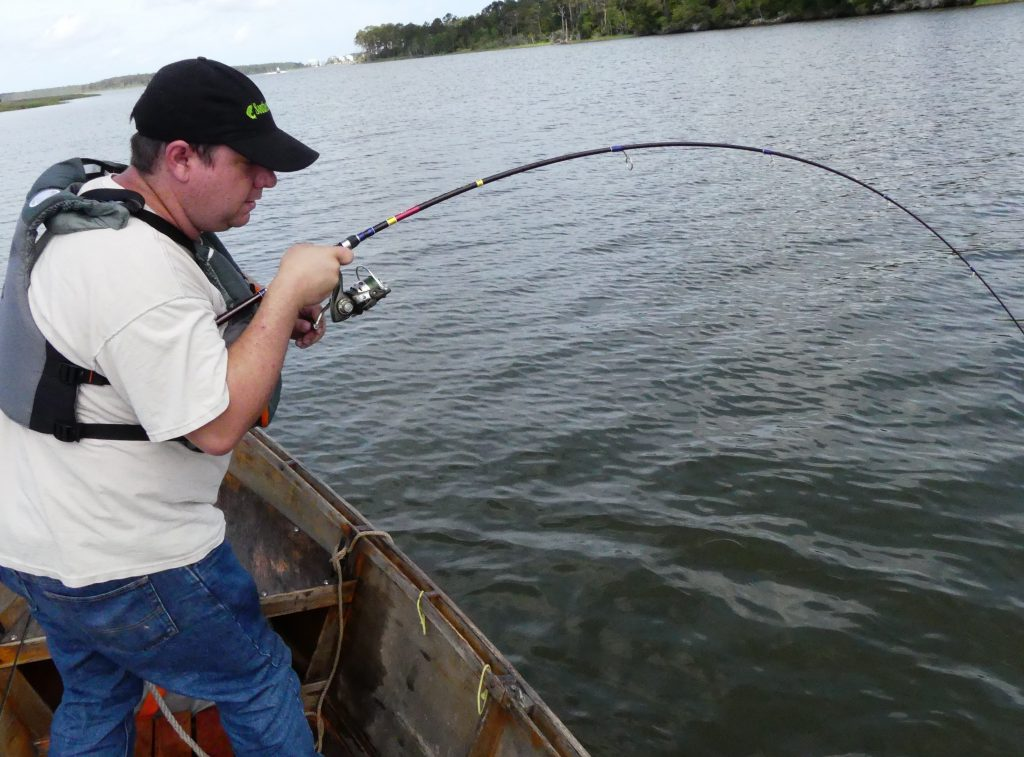 inshore fishing rods